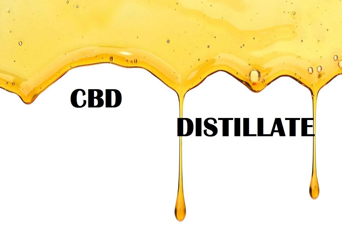CBD Distillate