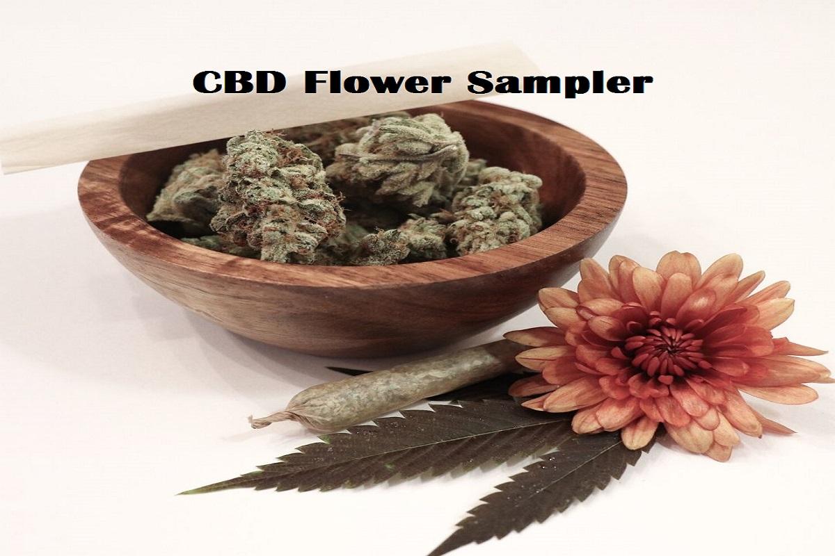 CBD Flower Sampler