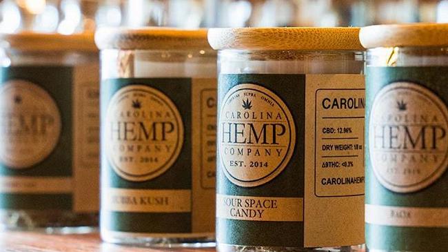 Carolina Hemp Company Products