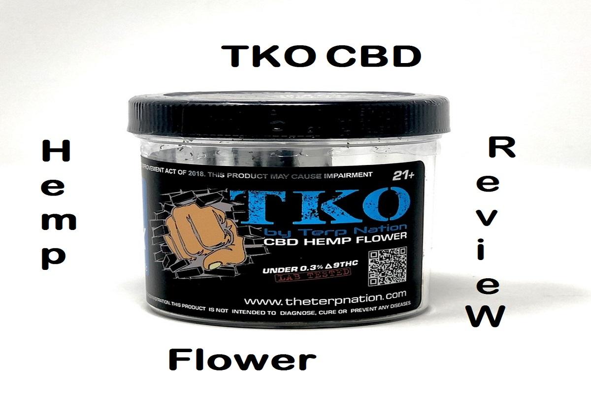 TKO hemp flower